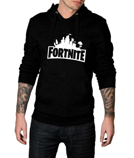 Fortnite Logo Hoodie