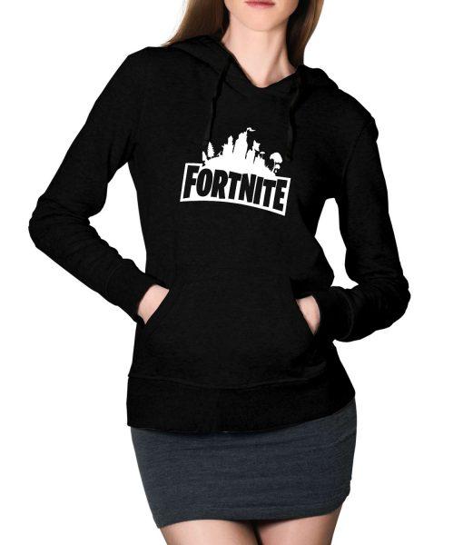 Fortnite Game Hoodie for Women