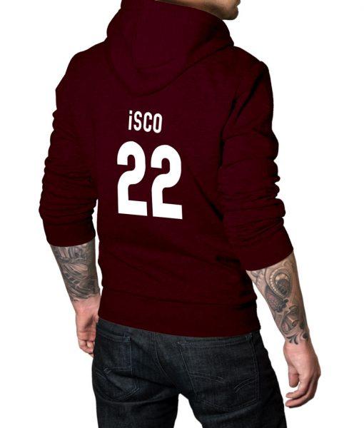 Isco No 22 Logo Pullover Hoodie