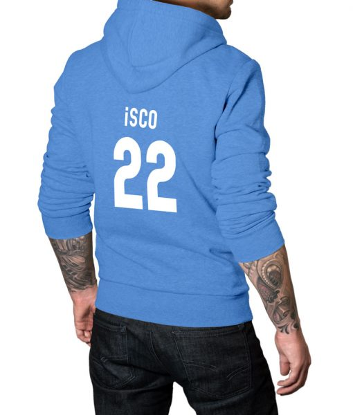 Isco No 22 Pullover Hoodie