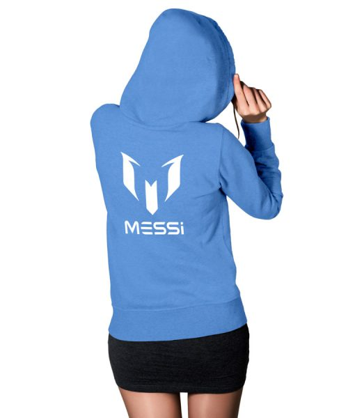 Fans Air Messi Logo Pullover Hoodie