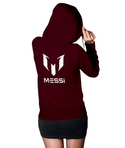 Lionel Air Messi Logo Hoodie