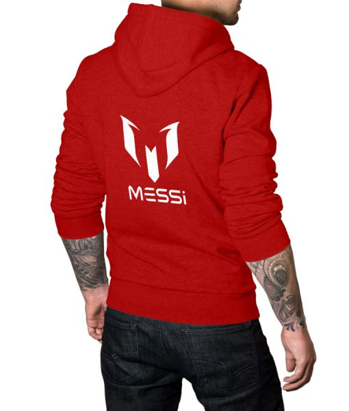 Lionel Messi Fans Air Messi Logo Pullover Hoodie