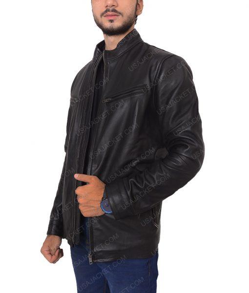 True Detective Rustin Cohle Slimfit Jacket