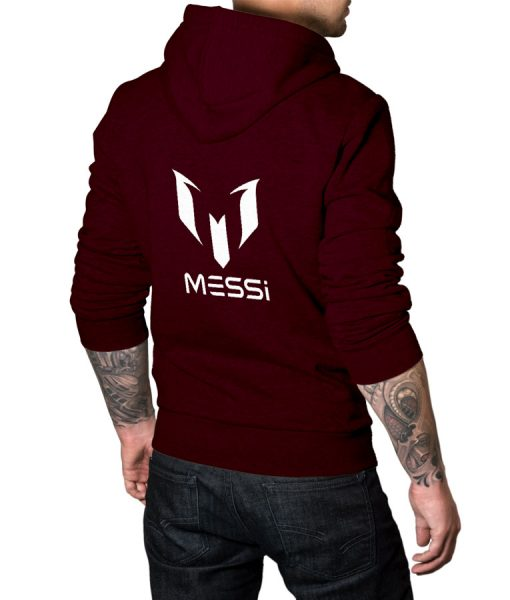 Messi Fans Air Messi Logo Pullover Hoodie