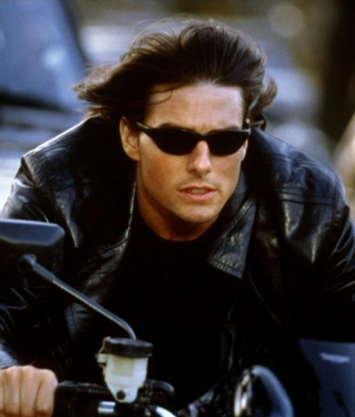Ethan Hunt Mission Impossible 2 Tom Cruise Black Blazer