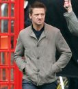Mission Impossible 5 Jeremy Renner Cotton Jacket