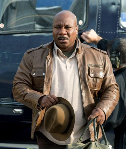 Mission Impossible 5 Ving Rhames Jacket