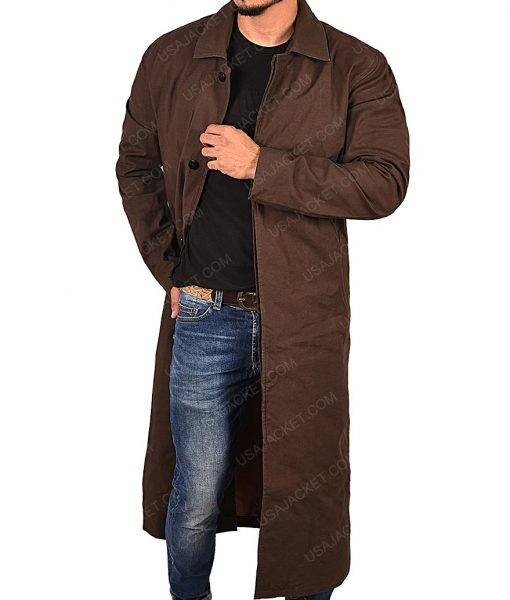 Mission Impossible 6 Henry Cavill Coat