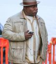 Luther Stickell Mission Impossible 6 Ving Rhames Leather Jacket