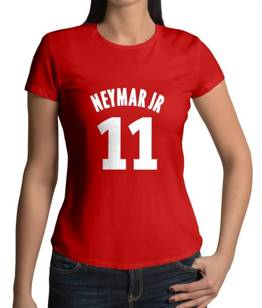 Neymar JR Logo T shirt