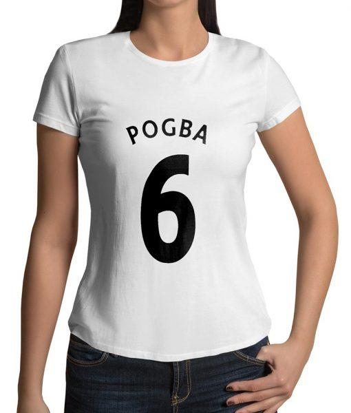 Paul Pogba Logo T shirt For Men