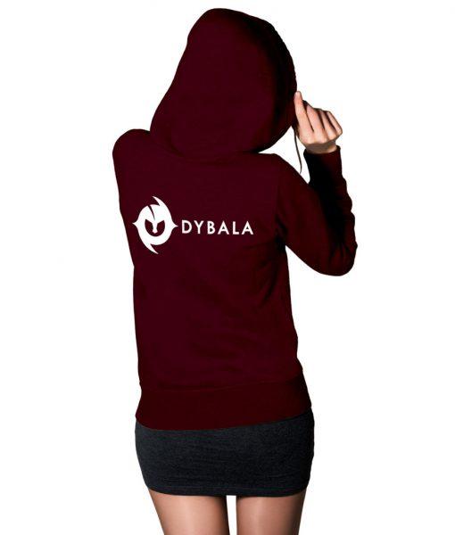 Dybala Vector Logo Pullover Hoodie
