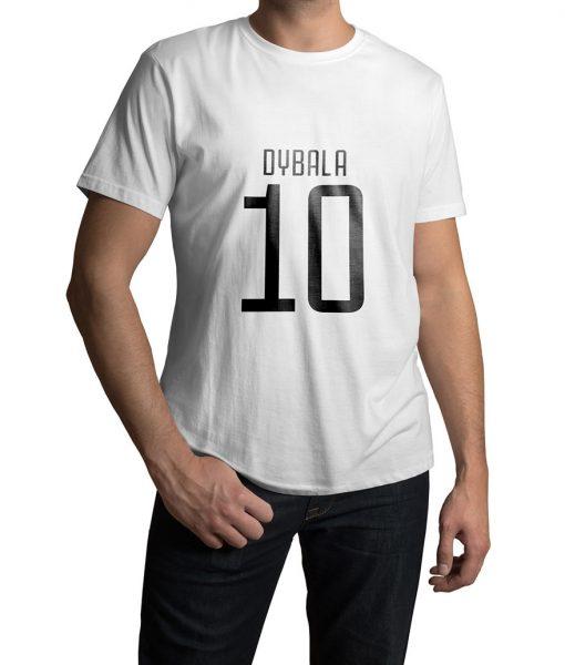 Dybala No 10 Logo Tshirt