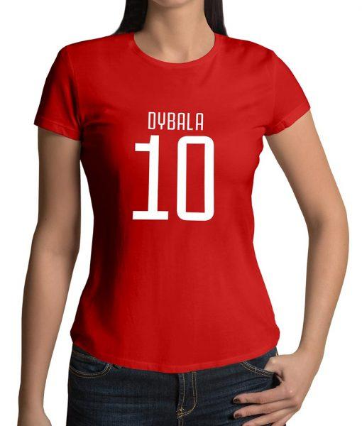 Paulo Dybala Logo Tshirt