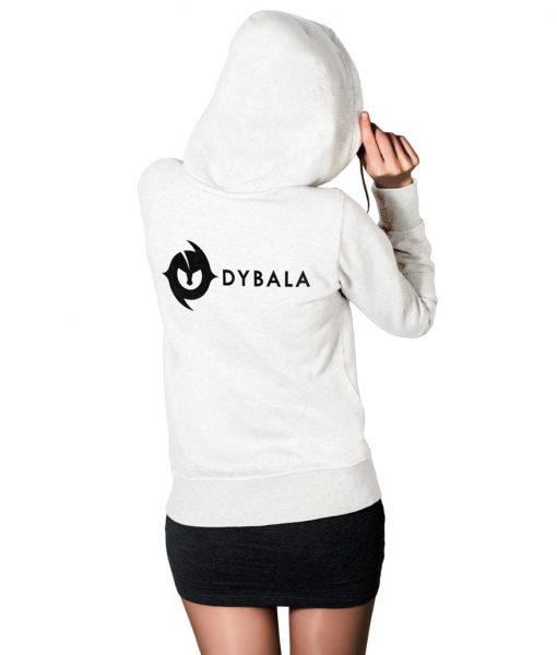 Paulo Dybala Vector Logo Pullover Hoodie