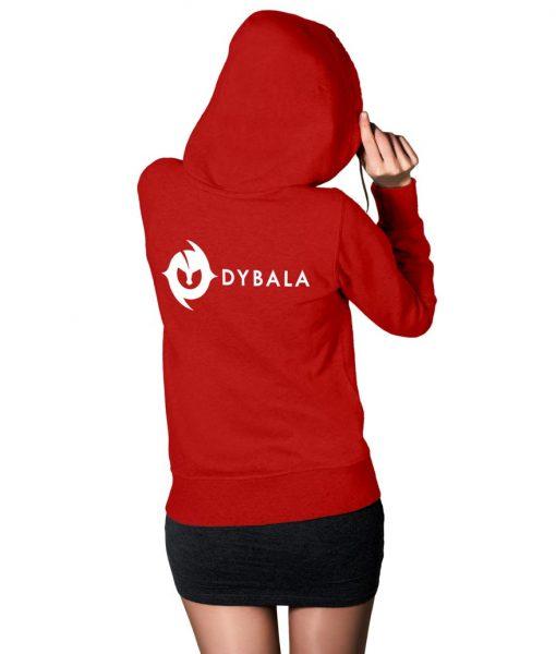 Paulo Dybala Vector Logo Hoodie