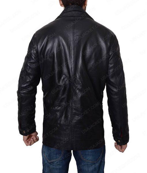 Marque Richardson Dear White People Reggie Green Black Jacket