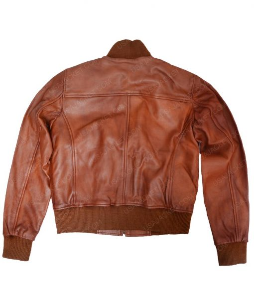 Revolution Charlie Matheson Brown Jacket