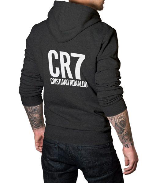 Ronaldo CR7 Logo Hoodie