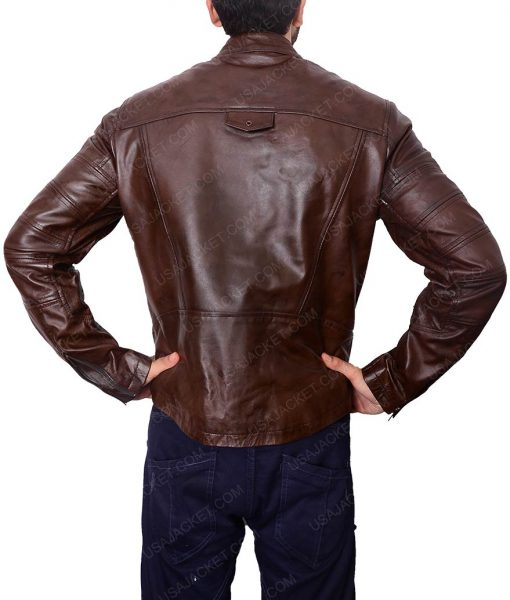 Ronin Roland Sands Brown Jacket
