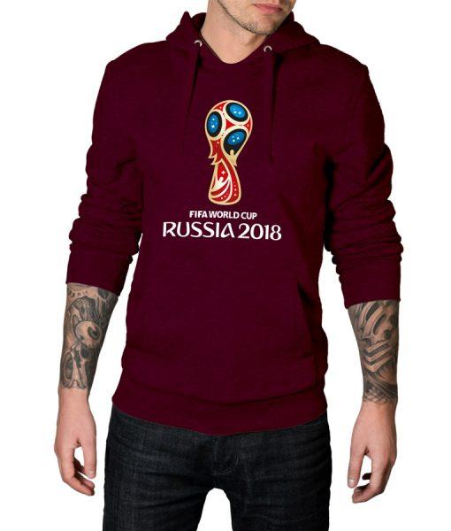 Fifa WorldCup Logo Hoodie