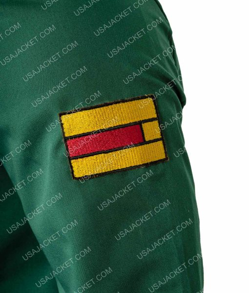 Silent Hill 2 James Sunderland Cotton Green Jacket