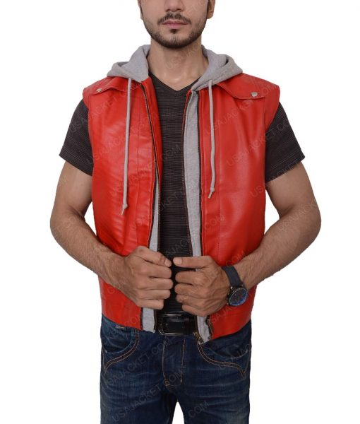 The Kings Of Fighters Terry Bogard Hooded Vest