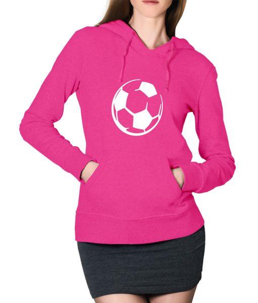 Russia 2018 Football Logo Hoodie