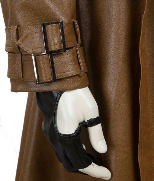 Gambit Remy LeBeau Leather Coat