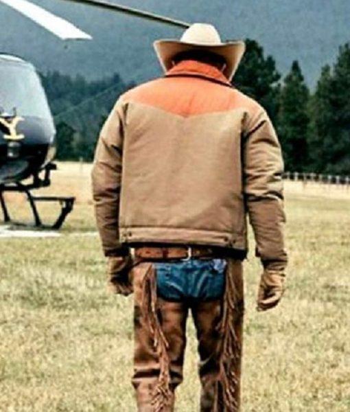 Yellowstone Season 01 john dutton jacket