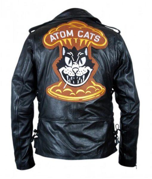 Atom Cats Black Jacket