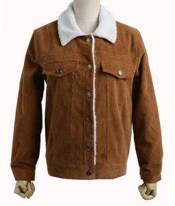 Shazam Billy Batson Sheraling Jacket