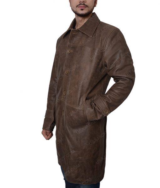 Logan Donald Pierce Leather Jacket