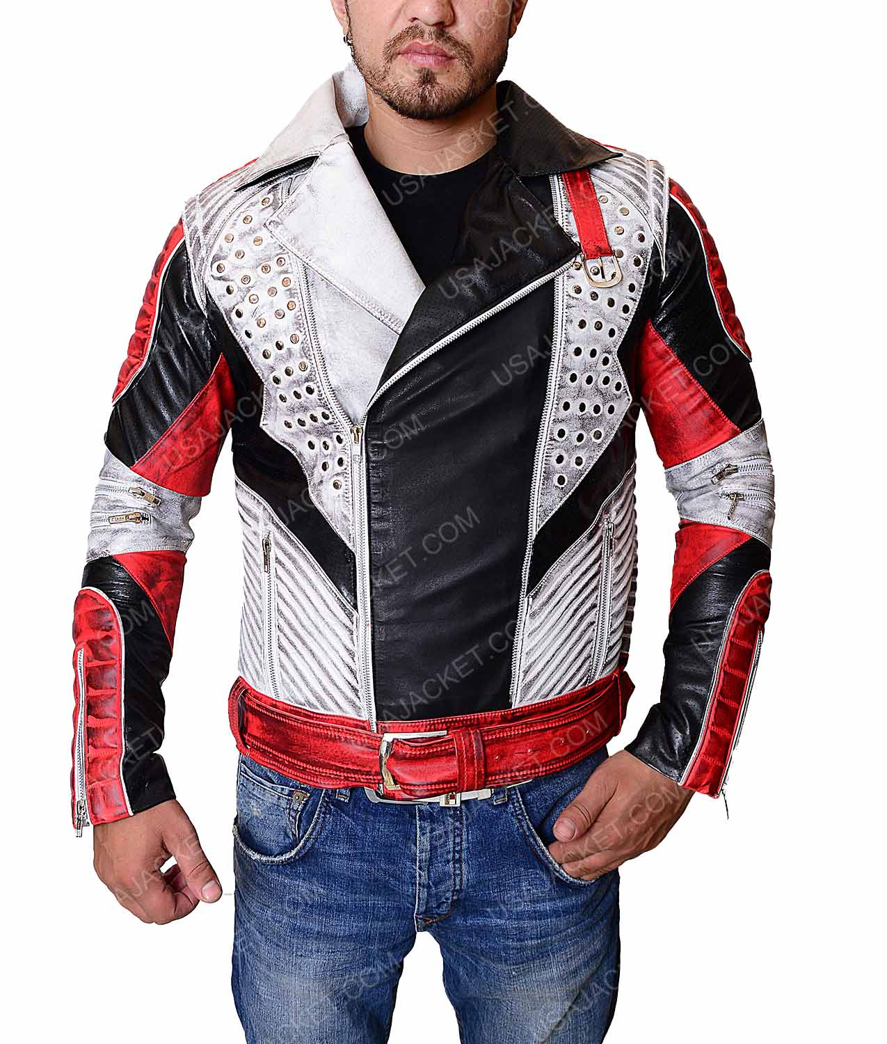 Carlos Descendants 2 Cameron Boyce Leather Jacket