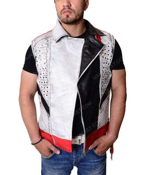 Cameron-Boyce-Leather-Jacket