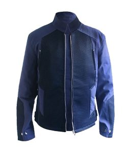 The Winter Soldier Steve Rogers Blue Cotton Jacket