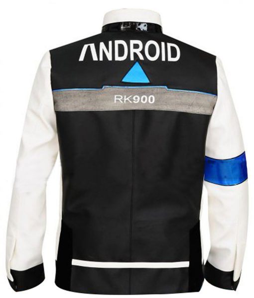 RK900 Connor Leather Jacket