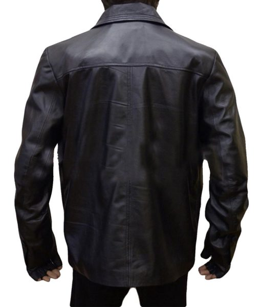 Creed 2 Rocky Balboa Leather Coat