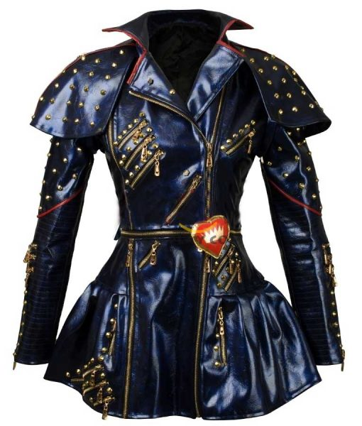 Descendants 2 Evie leather jacket