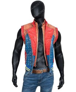 Jay Descendants 2 Booboo Stewart Leather Vest