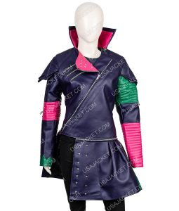 Mal Descendants Leather Jacket