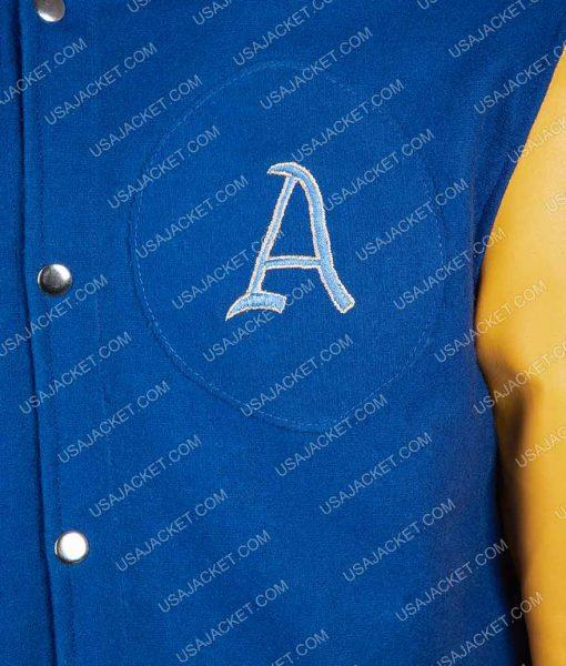 Descendants king Ben Varsity Jacket