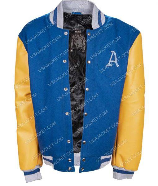 Mitchell Hope Letterman Jacket