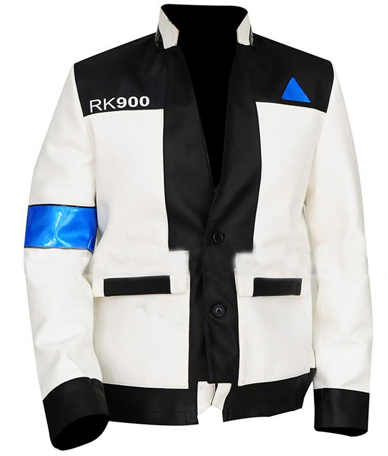 b4b480032 RK-900 Connor Detroit Become Human Android Gaming Jacket