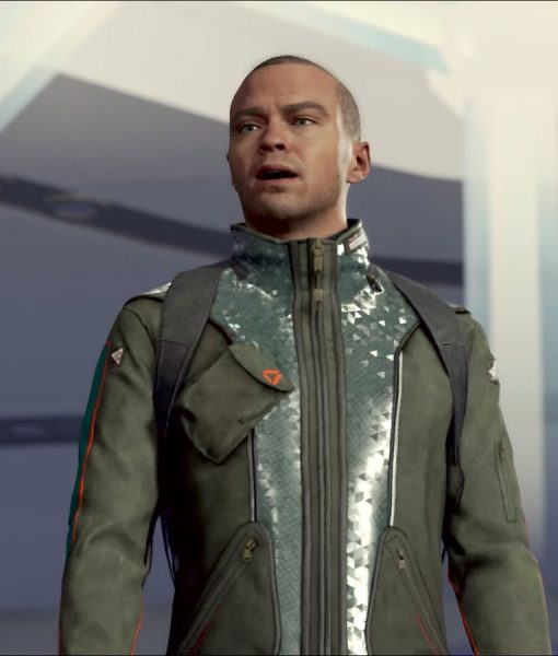 Detroit Become Human PS4 Jacket