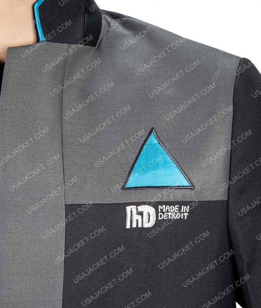 Detroit Become Human Video Game Coat