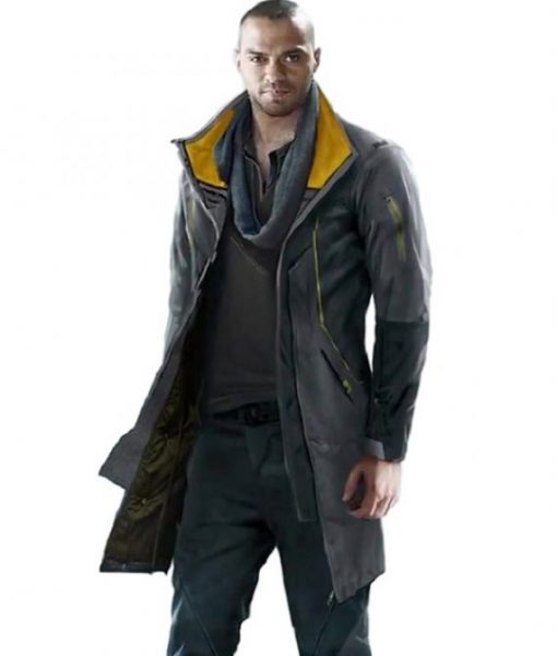 Detroit Become Human Markus Gaming Coat