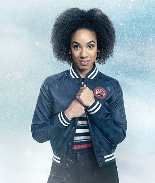 Doctor Who 10 Bill Bomber jacket