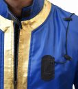Fallout 76 Video Game Blue Jacket